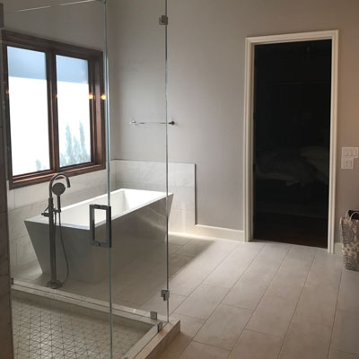Home Remodeling Contractor for New Bathroom