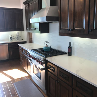 Home Remodeling Contractor for New Kitchen