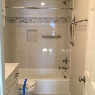 Austin Bathroom Remodel Small