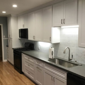 Austin Kitchen Remodel Galley