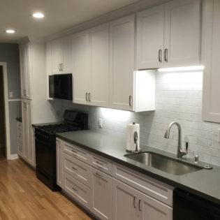 Austin Kitchen Remodel Galley (1)