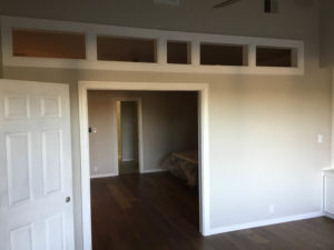 Austin Whole House Remodel Transom
