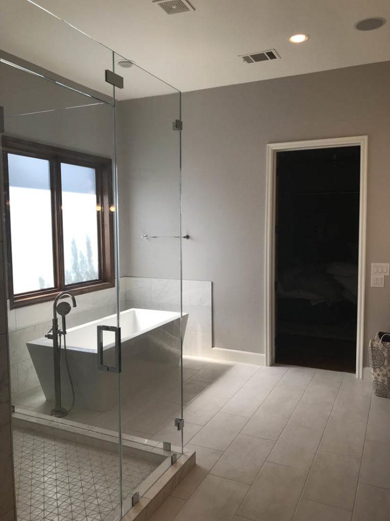 Helton Remodeling Services for a Bathroom Remodel