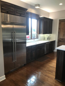Bee Cave Kitchen Remodel Contemporary Traditional Fridge