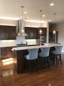 Bee Cave Kitchen Remodel Contemporary Traditional Hood