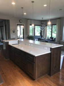 Bee Cave Kitchen Remodel Contemporary Traditional Island
