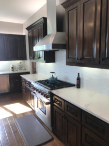 Bee Cave Kitchen Remodel Contemporary Traditional Wolfe Range