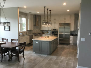 Kitchen Remodeling Contemporary Traditional