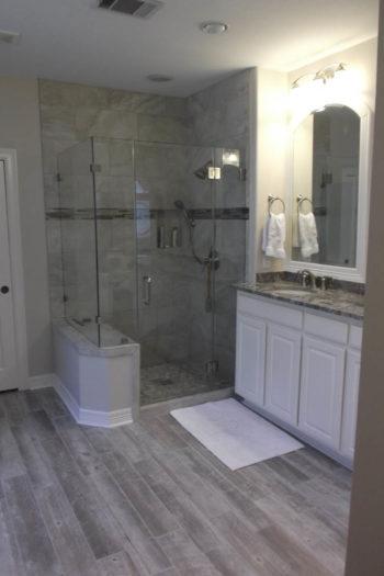Lakeway Bathroom Remodel Traditional Shower