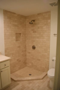 Lakeway Bathroom Traditional Small