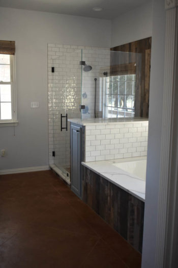 Spicewood Bathroom Remodel Country