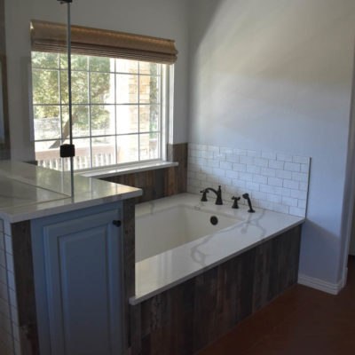 Spicewood Bathroom Remodel Country Tub