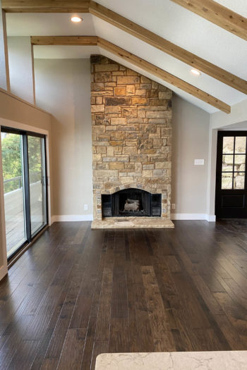 Home Remodeler in Lakeway with remodeled great room